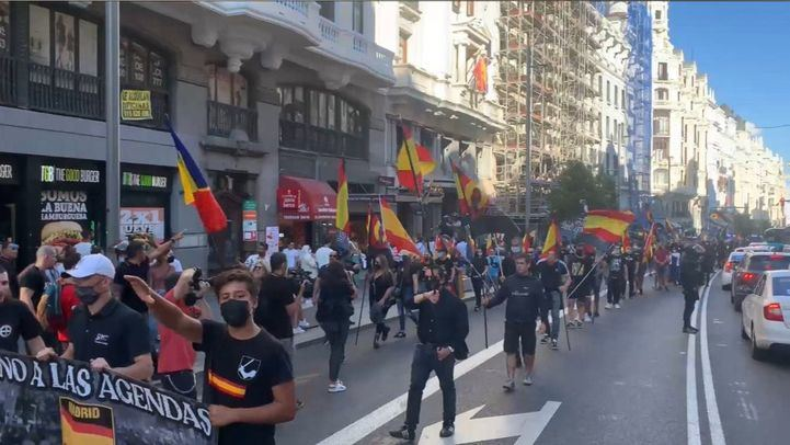 El Gobierno llevará a la Fiscalía la manifestación neonazi en Chueca en contra del colectivo LGTBI