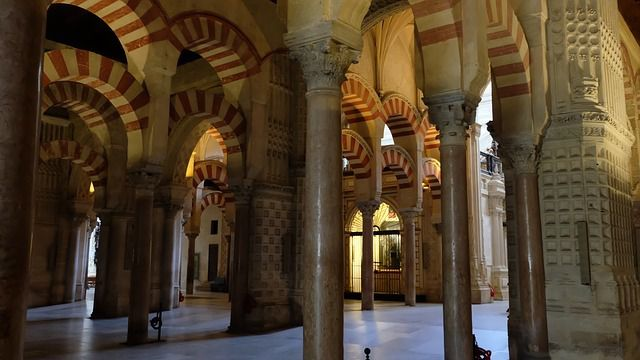Visitas guiadas por la Mezquita de Córdoba
