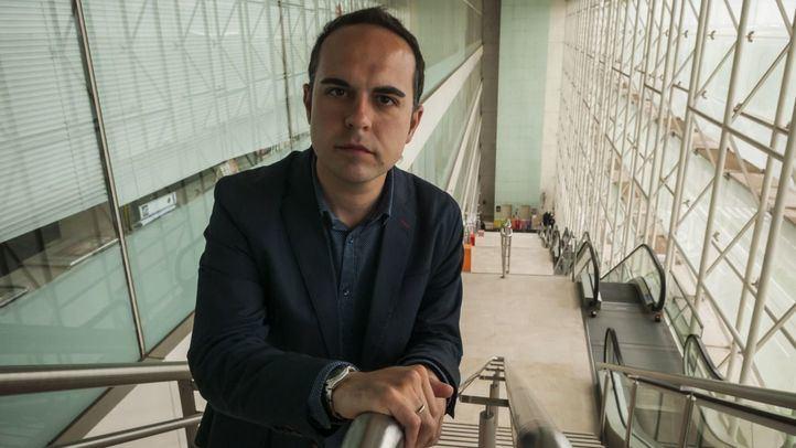 Jose Manuel Calvo. portavoz adjunto del Grupo Mixto en el Ayuntamiento de Madrid