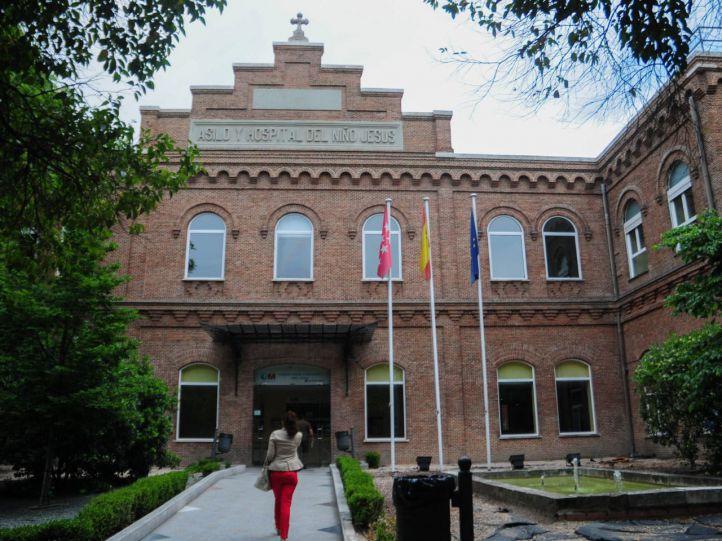 El Ayuntamiento busca implantar plazas de aparcamiento cerca del Hospital Niño Jesús