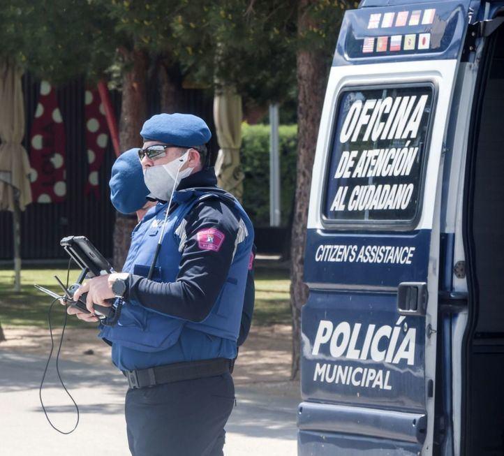 Madrid prepara un dispositivo para evitar los botellones en las universidades