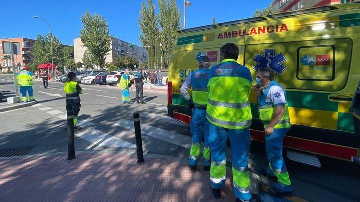 Detenida la conductora que arrolló a un niño en Getafe y se dio a la fuga tras el accidente