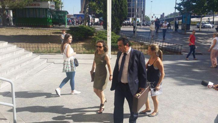 Noelia de Mingo, enviada a la prisión de Alcalá Meco, donde ingresará en la unidad psquiátrica