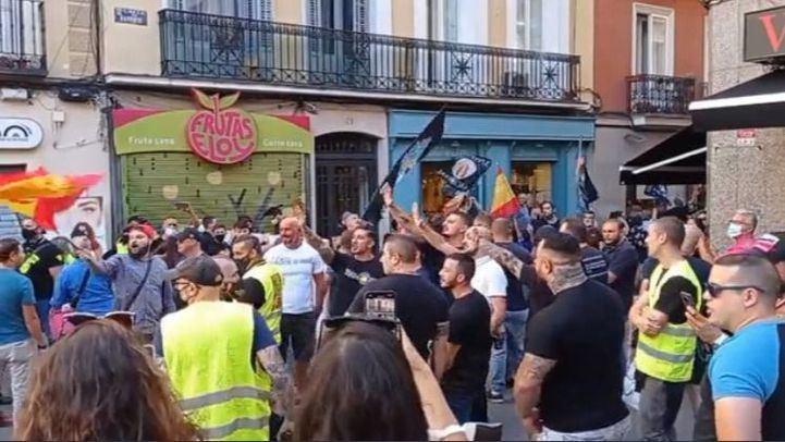 Querella de seis entidades contra la manifestación neonazi de Chueca por un delito de odio