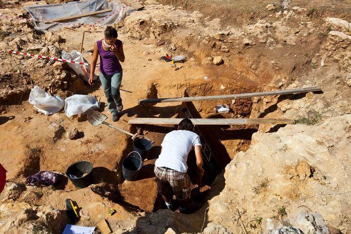 Excavaciones de Pinilla del Valle