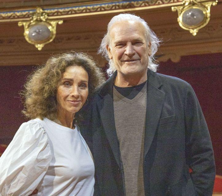 'Antonio y Cleopatra' o Ana Belén y Lluís Homar