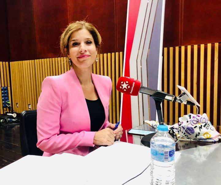 Hana Jalloul en Madrid Directo