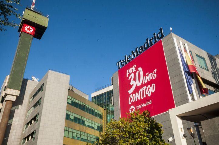 """Díaz Ayuso: """"Mi compromiso no es con el personal de Telemadrid sino con los madrileños"""""""