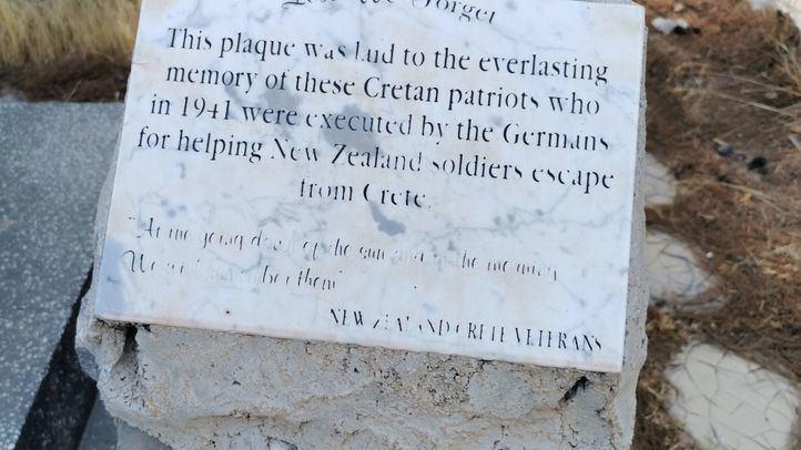 Placa veteranos neozenlandeses