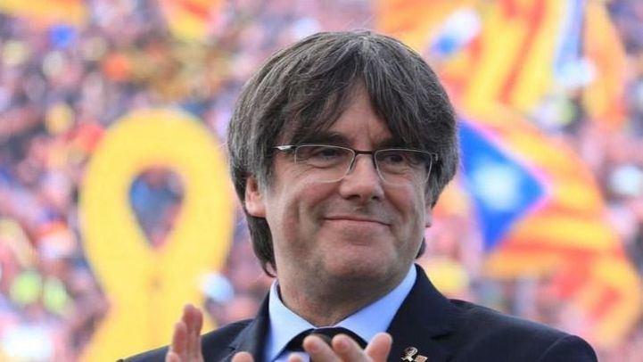 La justicia italiana deja en libertad a Puigdemont, que deberá quedarse en Cerdeña