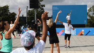 Madrid celebra el Día del Deporte