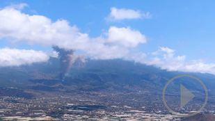 El Pevolca llama a la calma con el volcán