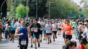 Vuelve a las calles de la capital el Maratón de Madrid