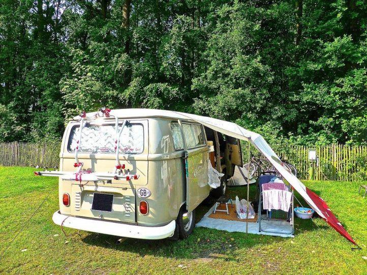 La aventura de viajar en camper