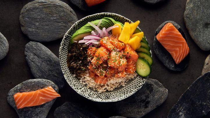 El poke, una de las opciones gastronómicas más consumidas