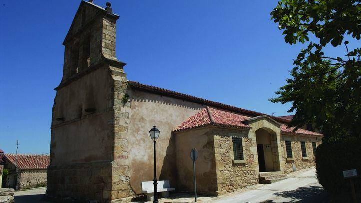 Iglesia de Madarcos