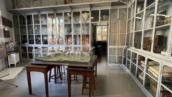 Exposición en el Instituto Cardenal Cisneros