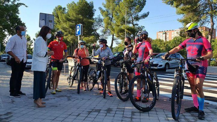 'Triatlón por Madrid' en Cerro Almodóvar