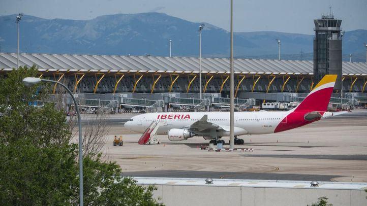 Aeropuerto Adolfo Suárez - Madrid Barajas.
