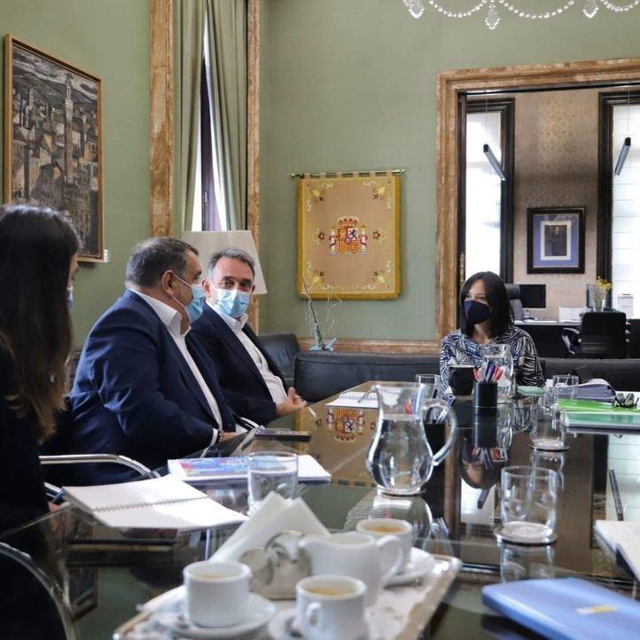 Un grupo de trabajo interministerial buscará soluciones para la Cañada