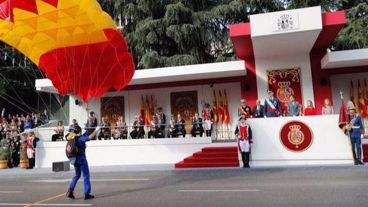 12-O: Defensa recupera el desfile militar por la Castellana
