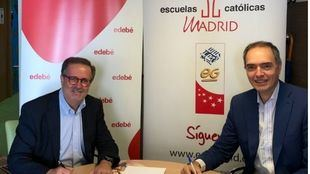 Acuerdo de Escuelas Católicas de Madrid y Edebé para formar a los equipos docentes en los retos del nuevo currículo