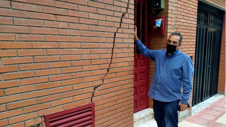 David Pérez confía en que los desalojos en San Fernando no se prolonguen