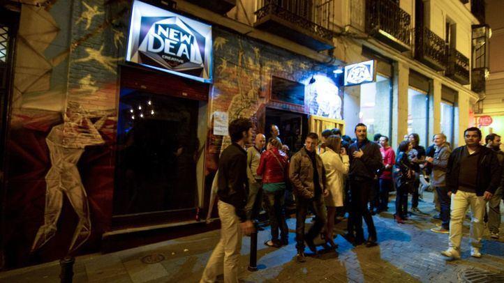 Foto de archivo, ocio nocturno en Madrid