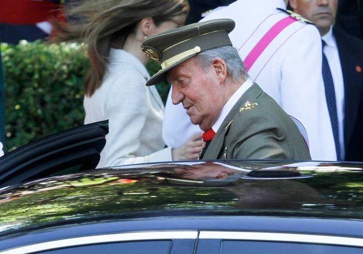 'Los papeles de Pandora' salpican al Rey Juan Carlos