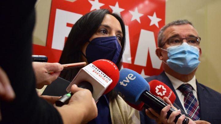 Mercedes González pide a los jóvenes