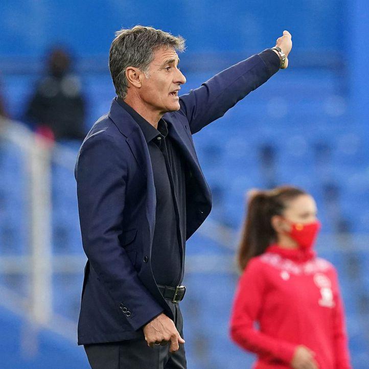 El Getafe destituye como entrenador a Míchel por los malos resultados del equipo
