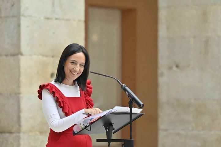 Mercedes González, delegada del Gobierno
