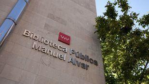 Biblioteca pública Manuel Alvar