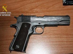 Detenida una pareja de Valdemoro por robar a un hombre en Seseña llegando a disparar con un arma de fuego