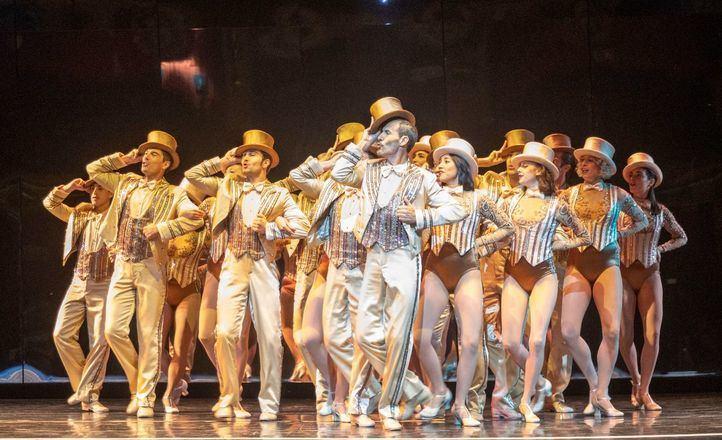 'A chorus line', una producción de Antonio Banderas