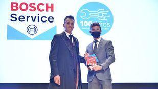 Bosch Car Service, líder en servicio en la categoría de red de talleres