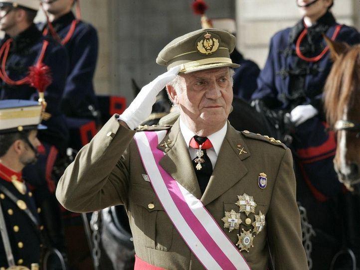 El Rey Juan Carlos en imágenes