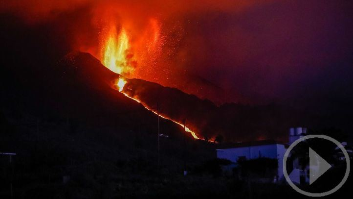 La erupción de La Palma cumple tres semanas