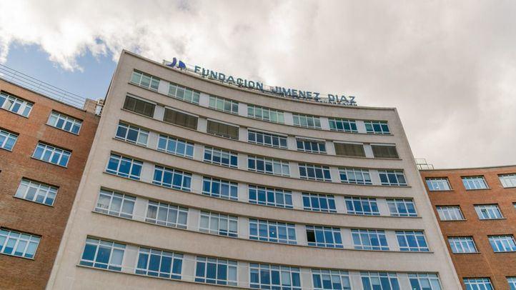 Hospitales, Octubre, Madrid, Pandemia, Coronavirus, Hospital Fundación Jimenez Díaz