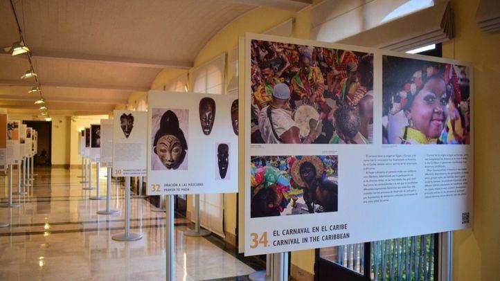 Exposición 'La esclavitud y el legado cultural de África en el Caribe', en el Museo de América