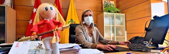 Mariola Vargas: 'Quien tiene la mirada como nación en Madrid es Pedro Sánchez y Ayuso se tiene que defender'