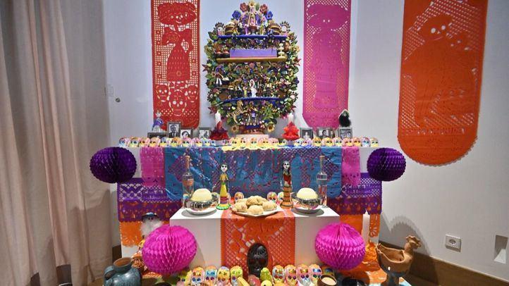 Altar de muertos 2021 Casa de México