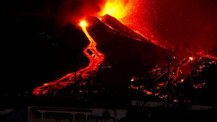 La erupción del volcán deja ya cerca de 7.000 desalojados en la isla de La Palma