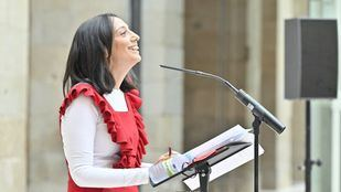 La delegada del Gobierno en Madrid, Mercedes González