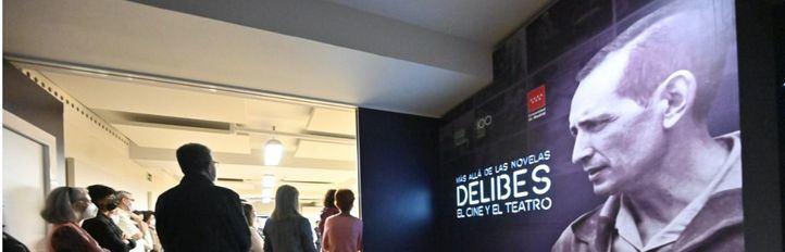 Exposición 'Más allá de las novelas. Delibes, el cine y el teatro'