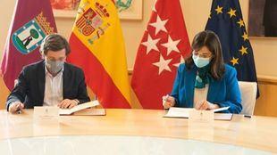 Alcalde de Madrid y alcaldesa de Pozuelo de Alarcón, los dos regidores con los sueldos más altos.
