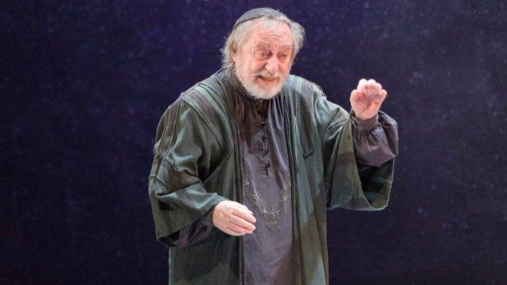 El actor Manuel Galiana