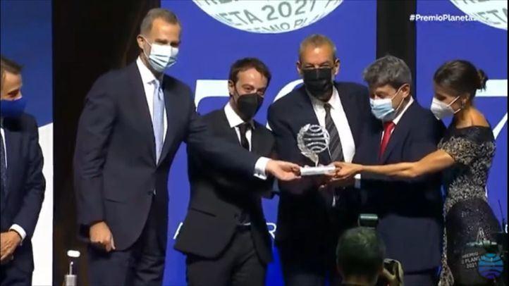 'La bestia', Premio Planeta 2021