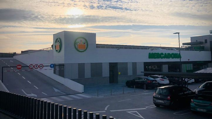 Mercadona inaugura una nueva tienda eficiente en Villanueva de la Cañada