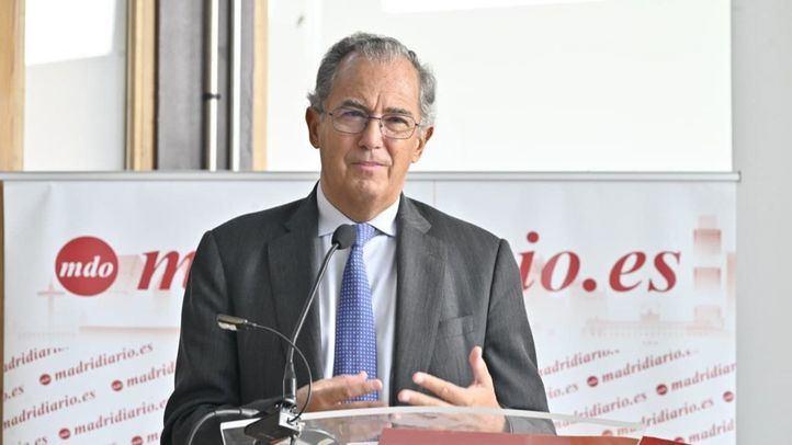 Enrique Ossorio: 'La educación ha dejado de ser que estudies algo a los 25 años y se acabó'